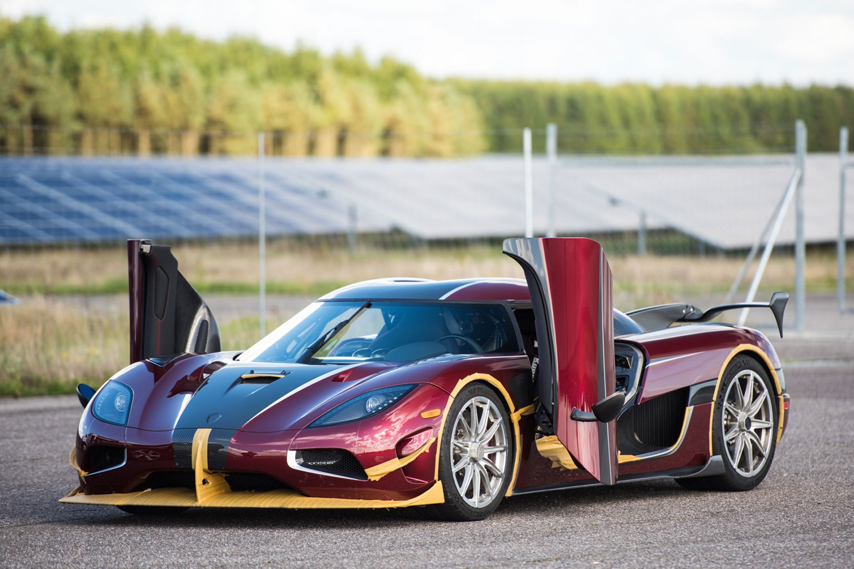Watch Koenigsegg Agera Rs Smashes 0 249mph 0 World Record