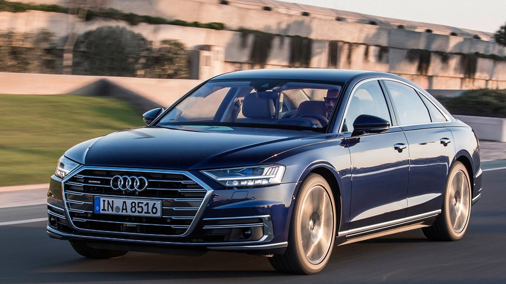 Audi A Review CAR Magazine - Audi 48
