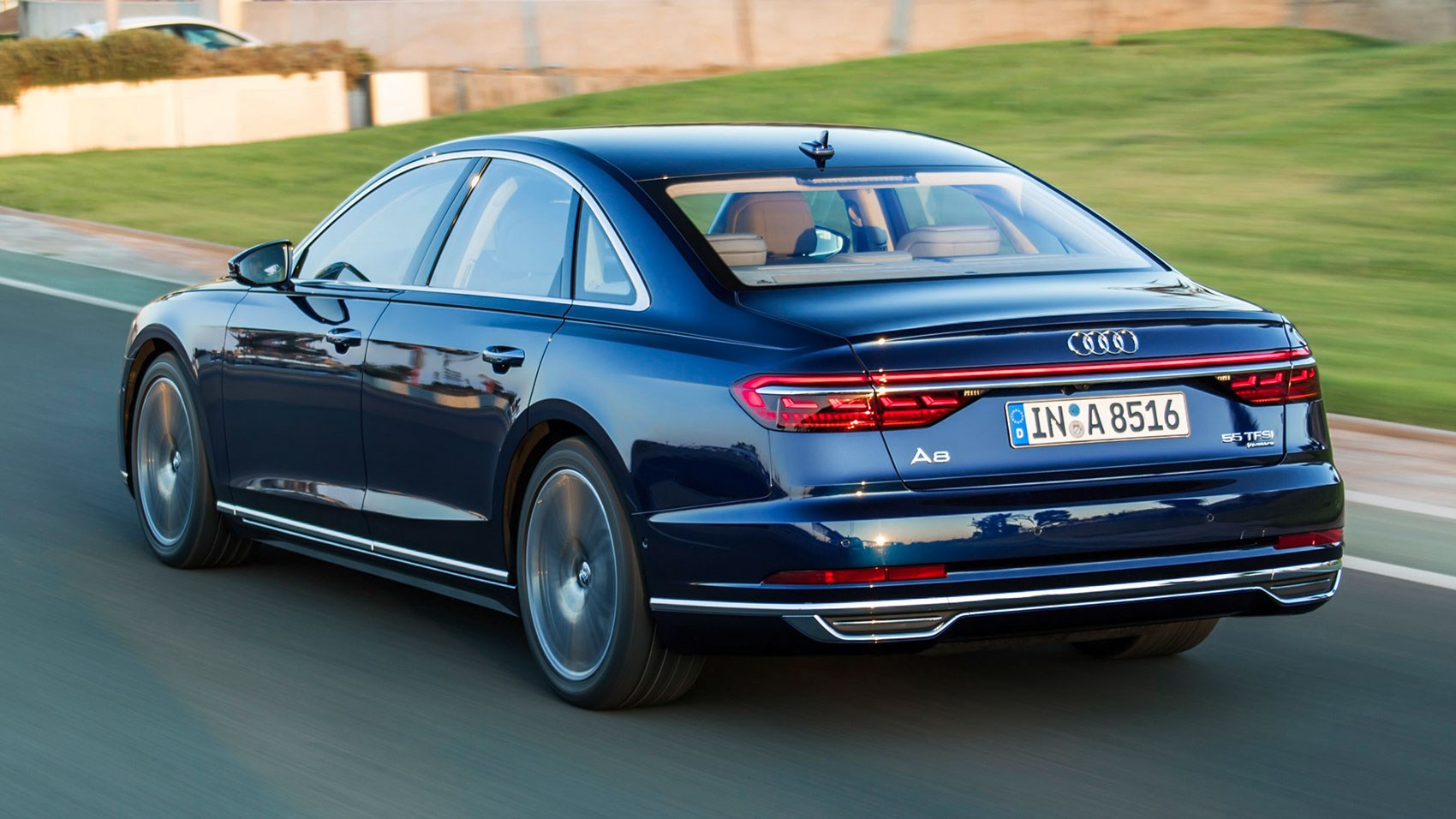 Audi A8 2017 Review Car Magazine