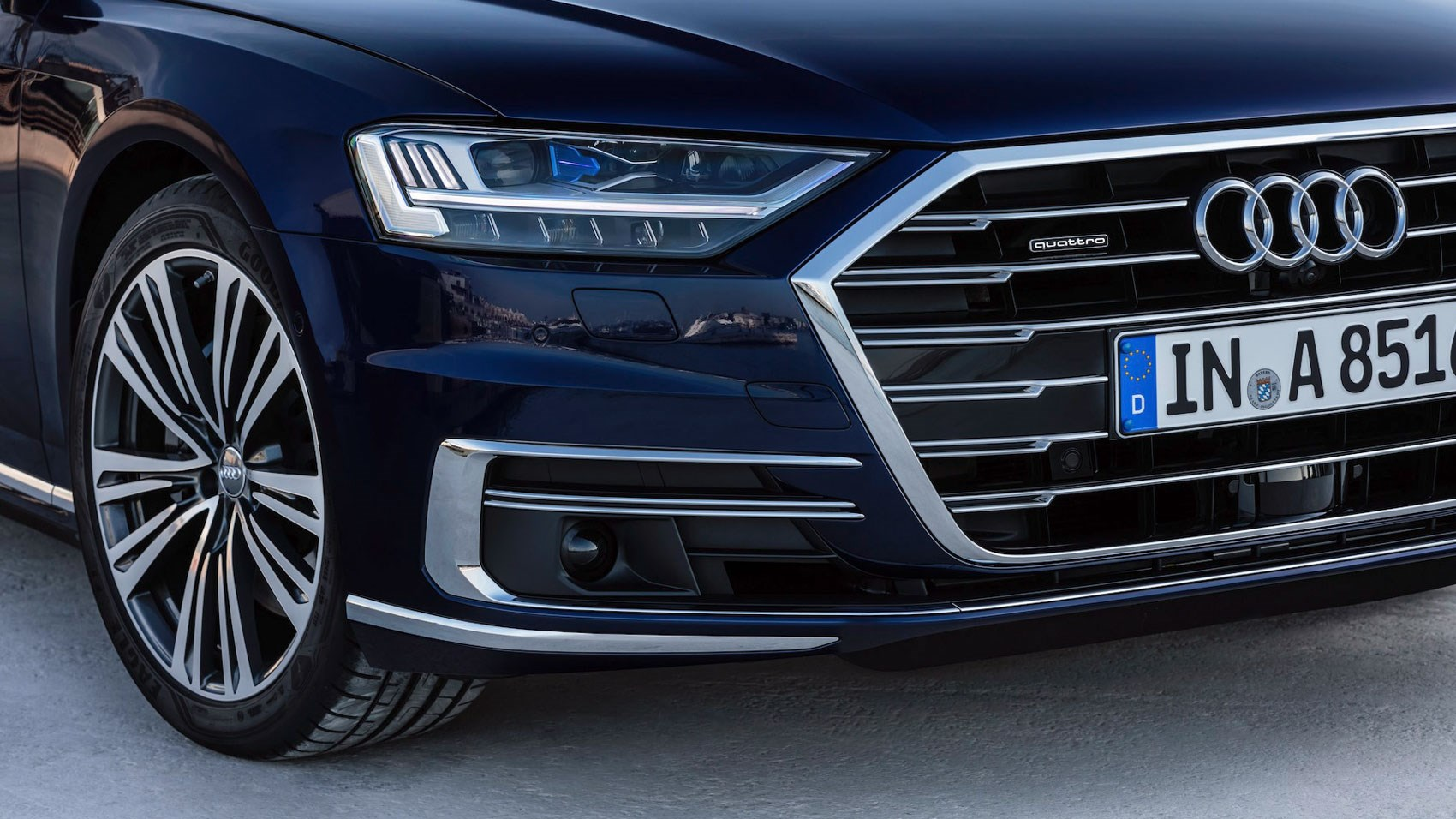Audi A7 Sportback arrives sporting Hybrid tech - and it looks NEW too