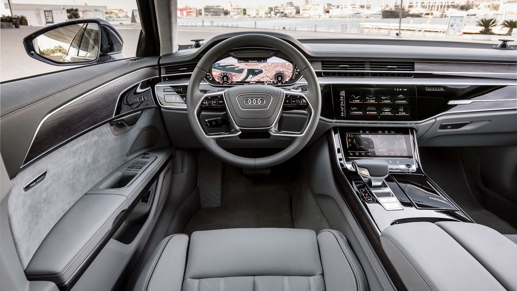 Audi A7 Sportback: this is it!