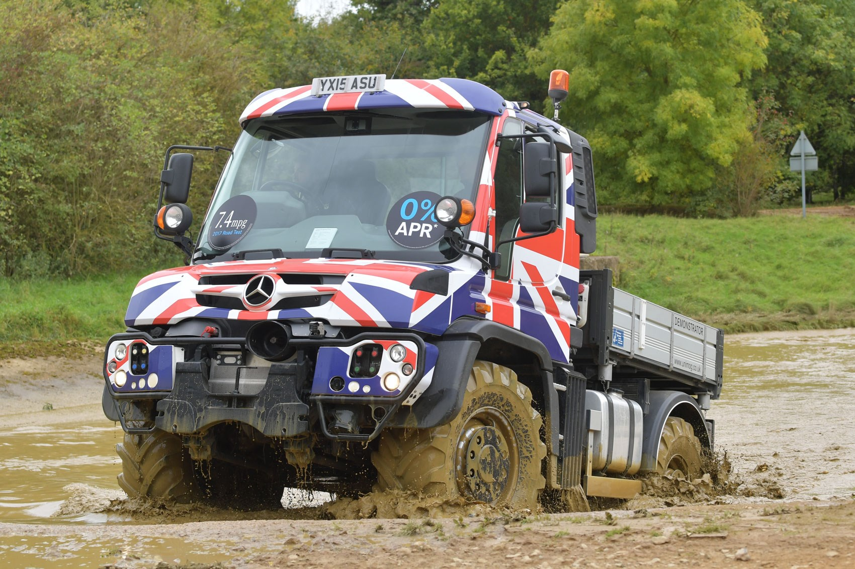 Unimog For Sale >> The emperor of SUVs: Mercedes-Benz Unimog review | CAR Magazine