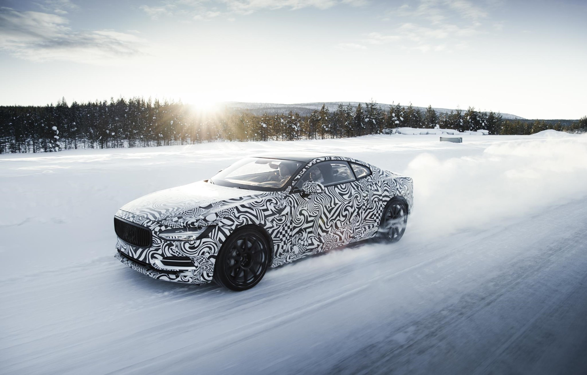 The 2017 Volvo Concept Coupe And Polestar Ev Teased Inset