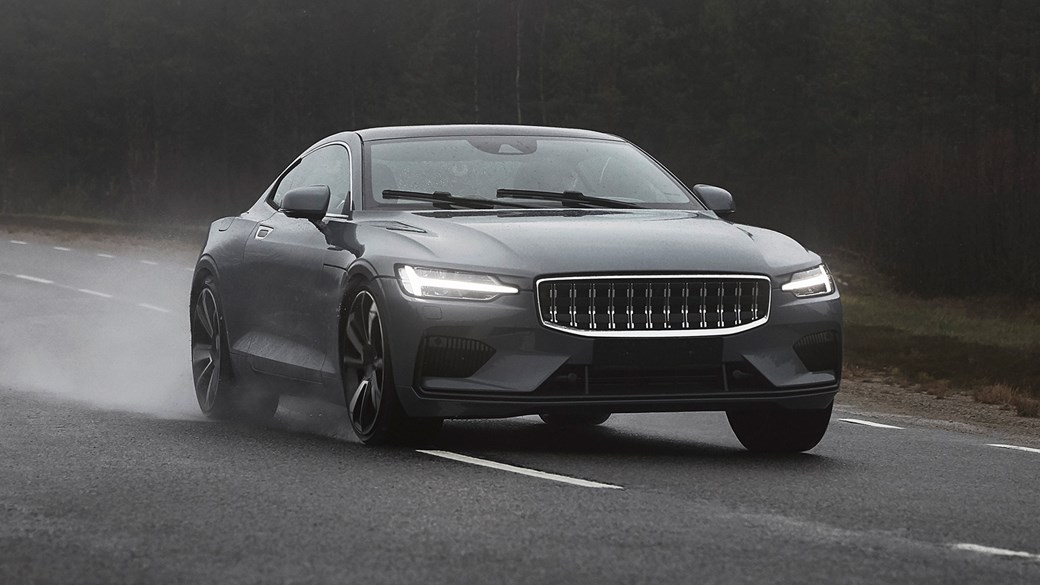 Polestar 1 Coupe Everything You Need To Know Car Magazine