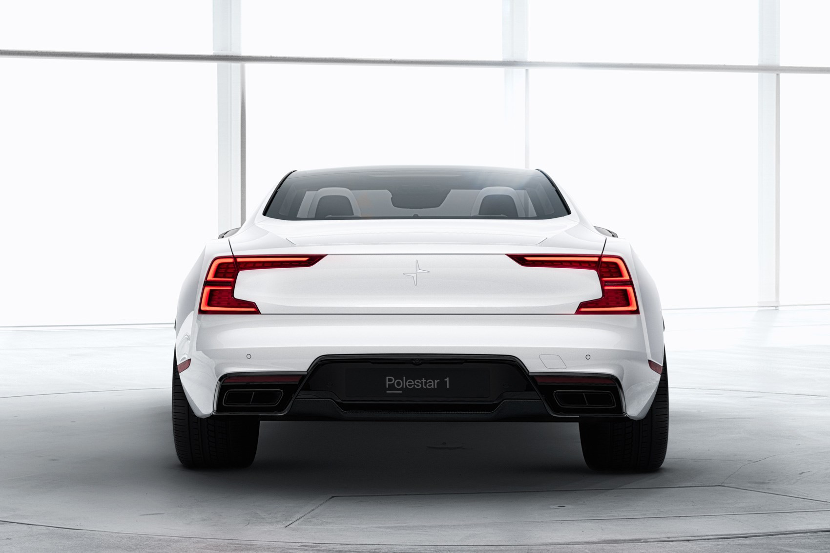 Polestar 1 coupe: everything you need to know | CAR Magazine