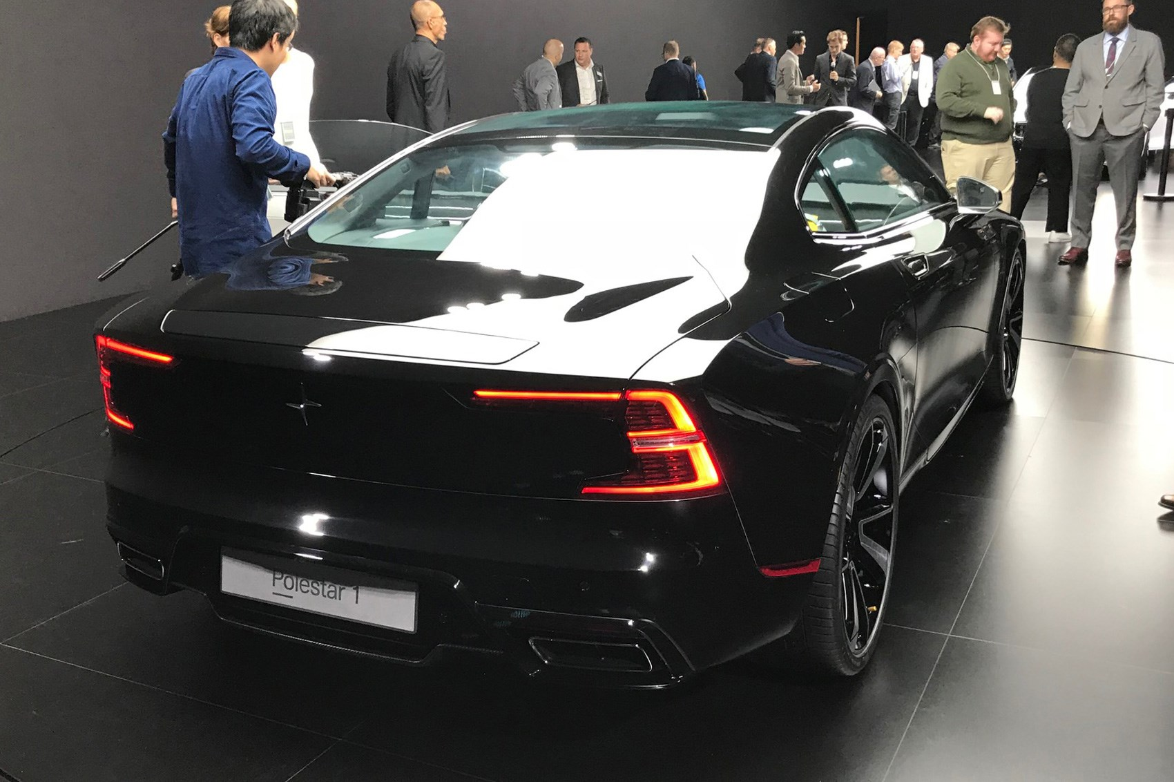 New Polestar 1 Orders Open For New 600hp Two Door Ev By