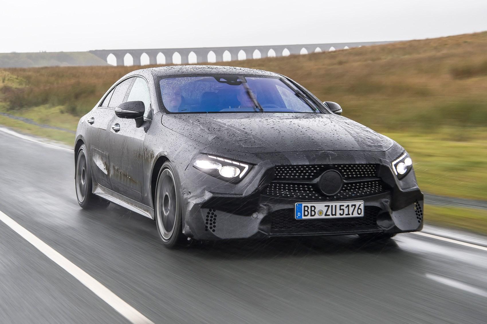 Production Mercedes  Cl