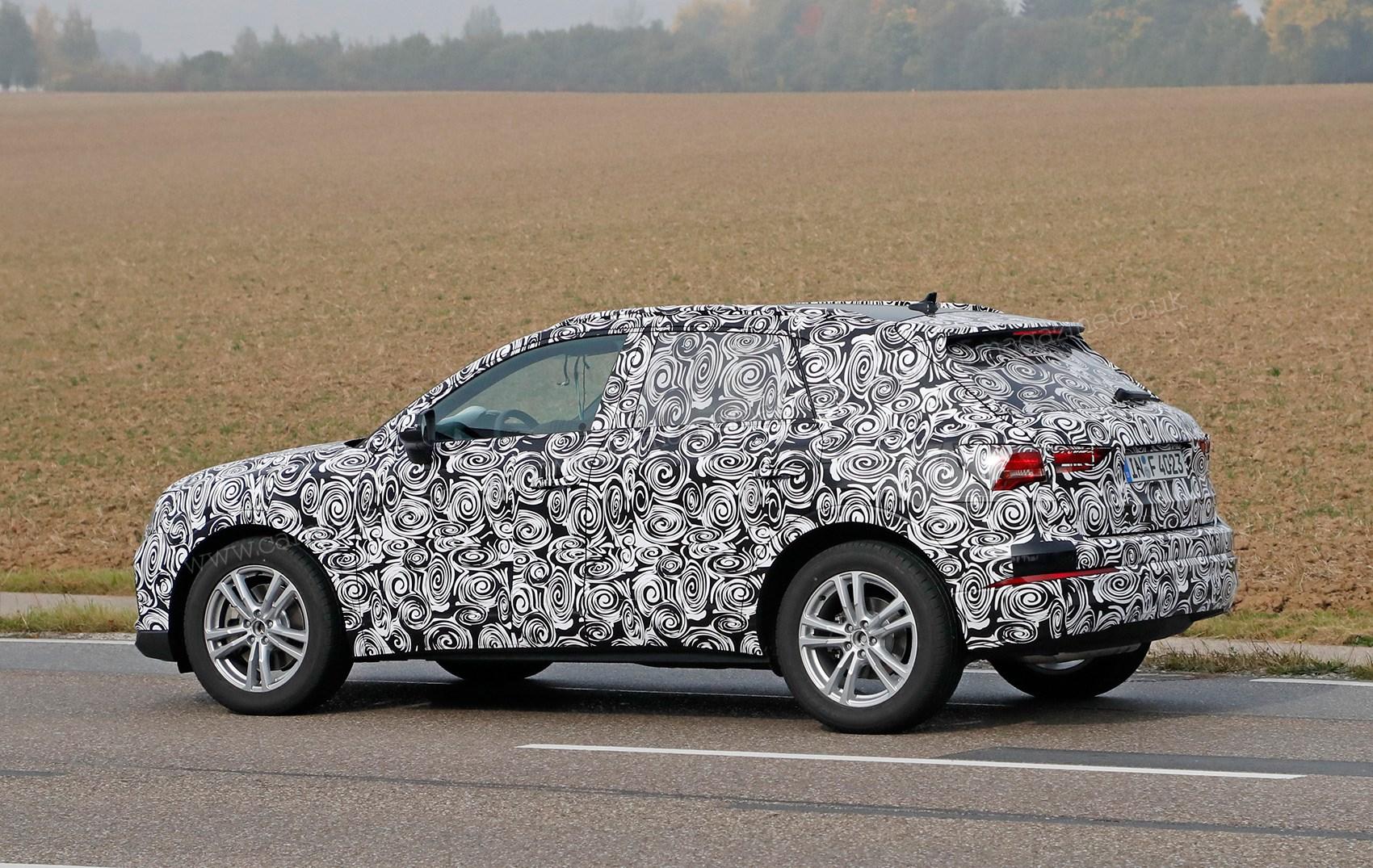 Audi hybrid suv uk