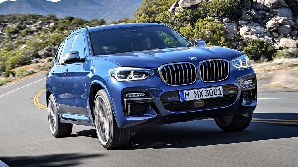Bmw X3 Suv 2017 Review