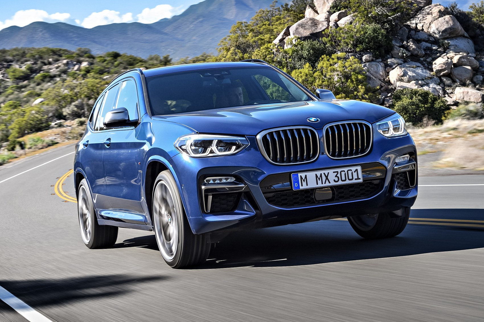 Bmw X3 Suv 2017 Review Car Magazine