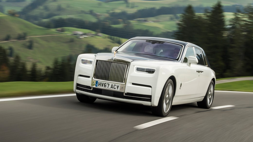 Rolls Royce Phantom 2017 Review