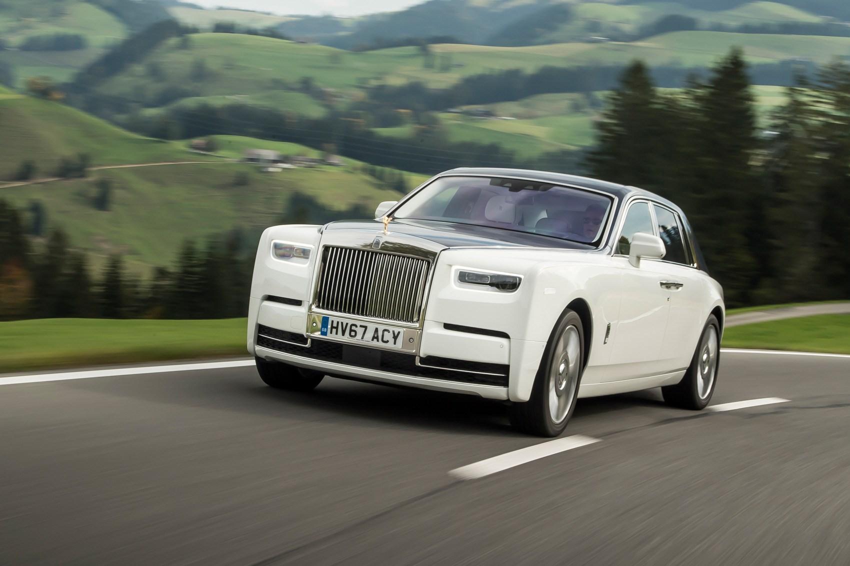 Rolls Royce Phantom 2017 Review Car Magazine