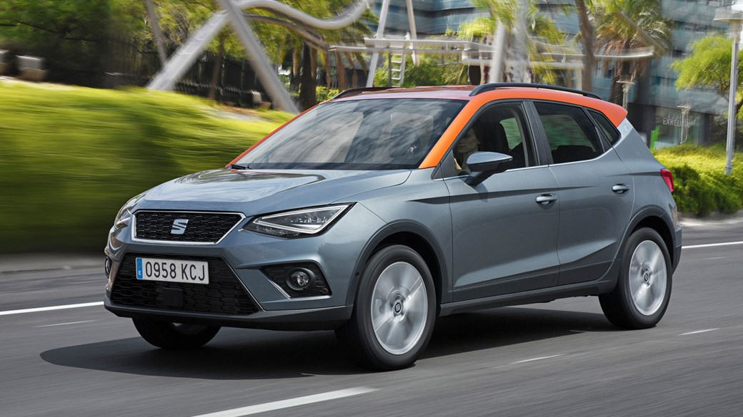 seat arona 1.0 se technology (2017) review | car magazine