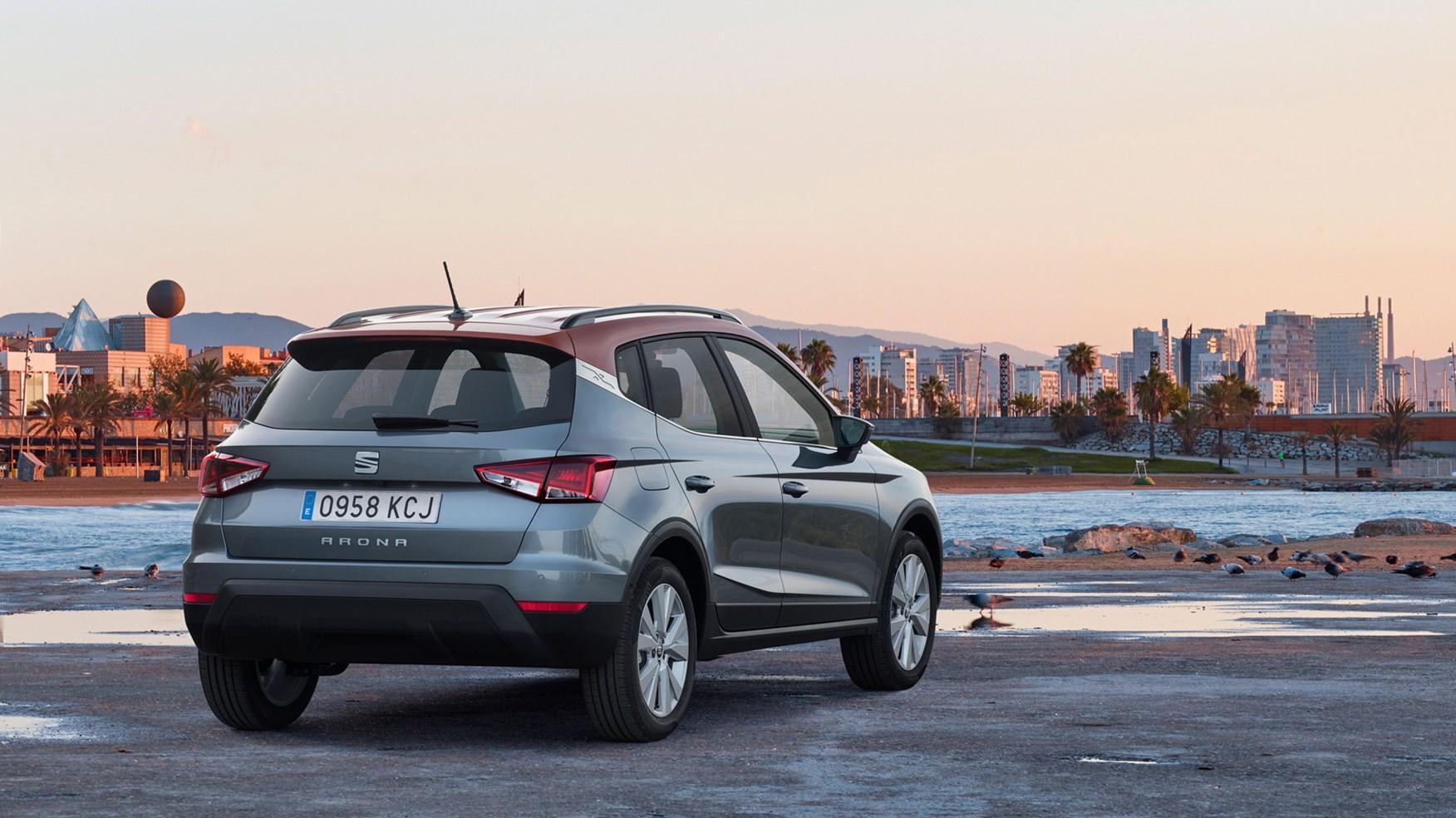 Seat Arona 2017 >> Seat Arona 1.0 SE Technology (2017) review | CAR Magazine