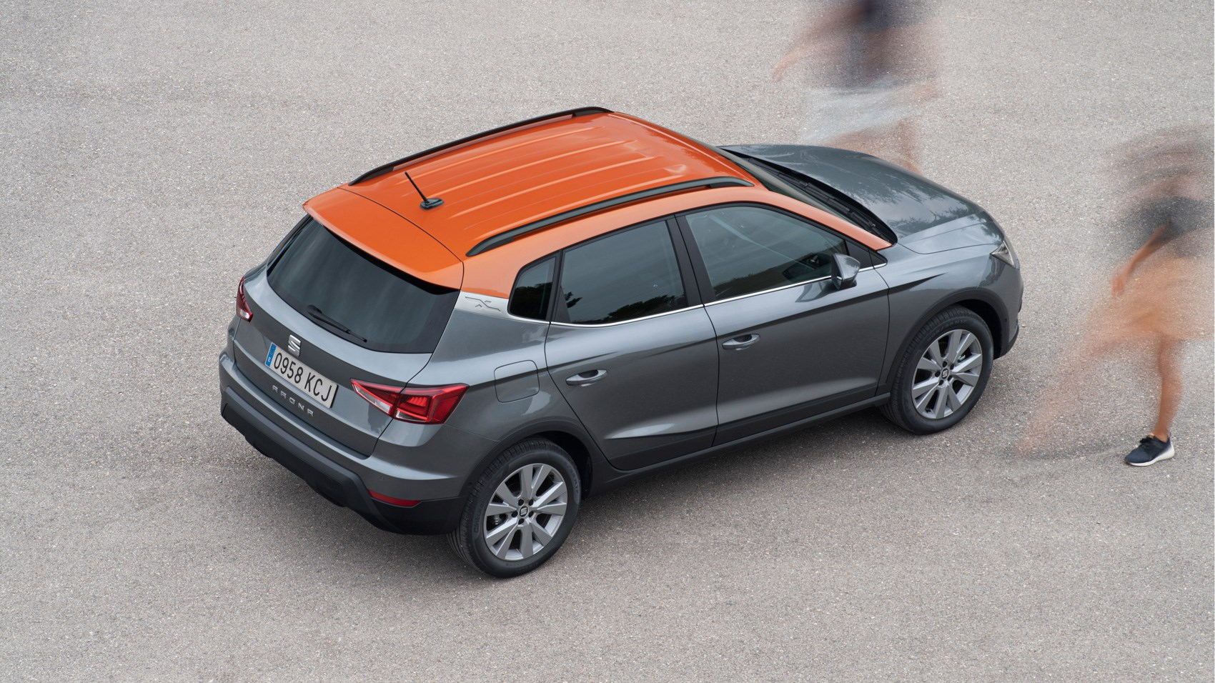 seat arona 1 0 se technology 2017 review car magazine. Black Bedroom Furniture Sets. Home Design Ideas