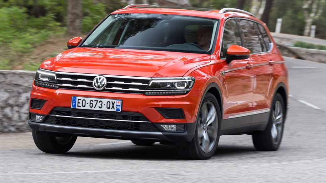 Vw Tiguan Alle 2017 Review