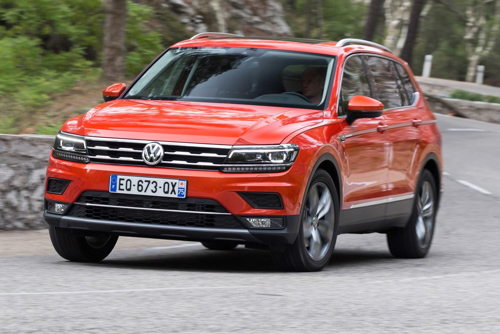 Vw Lease Deals >> VW Tiguan Allspace (2017) review | CAR Magazine