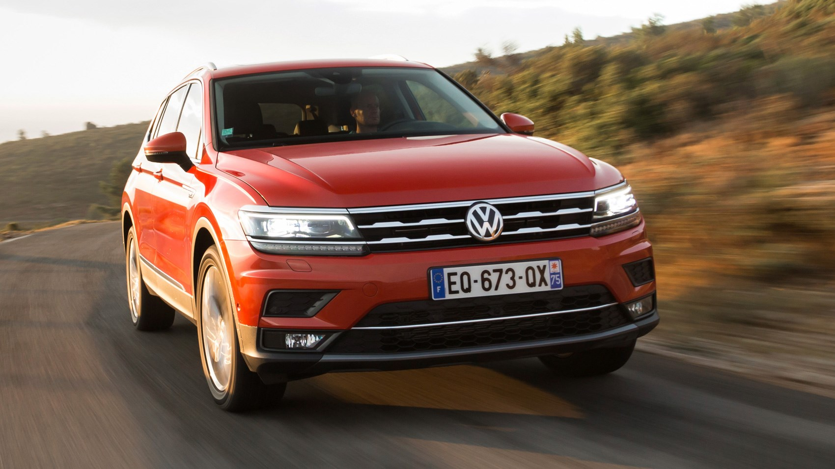vw tiguan allspace 2017 review car magazine. Black Bedroom Furniture Sets. Home Design Ideas