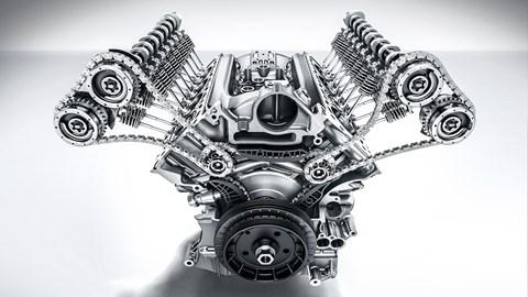 Mercedes-AMG V8