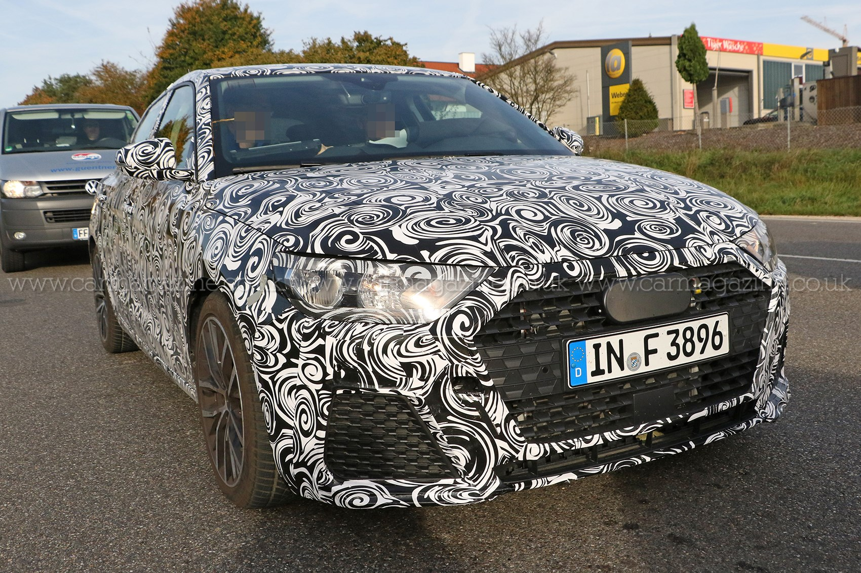 Audi A1 New Model >> New 2018 Audi A1 spyshots by CAR Magazine