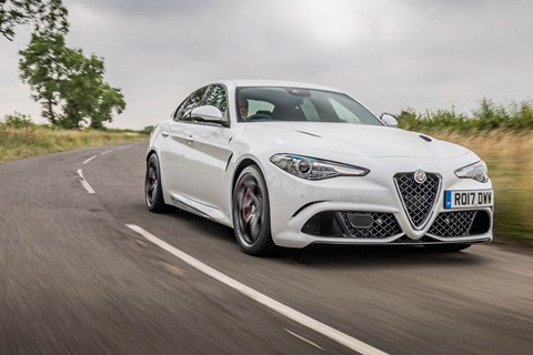 The Alfa Romeo Giulia Quadrifoglio long-term test review by CAR magazine