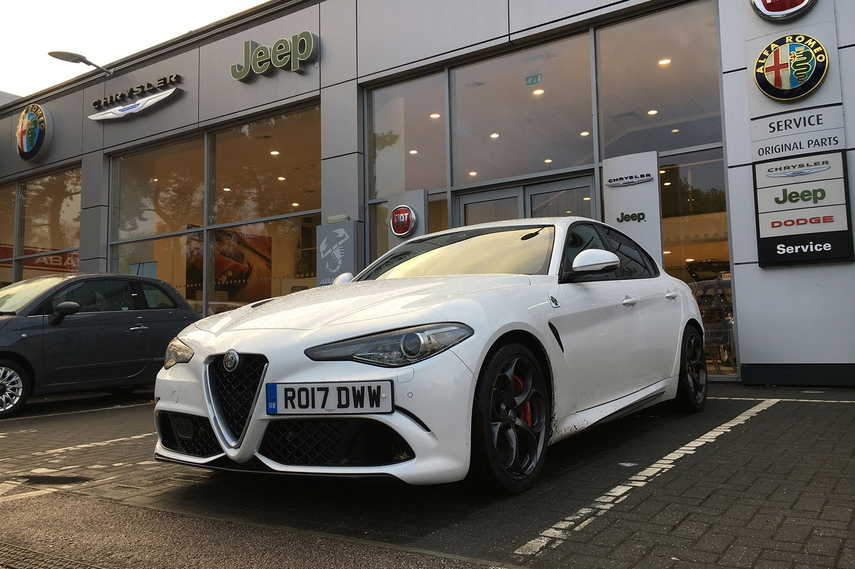 Alfa Romeo Giulia Quadrifoglio long term test review by CAR Magazine
