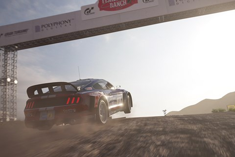GT Sport rally