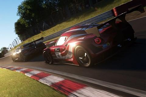 GT Sport Nurburgring Alfa