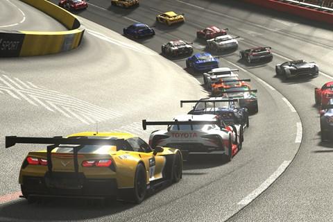 GT Sport speedway