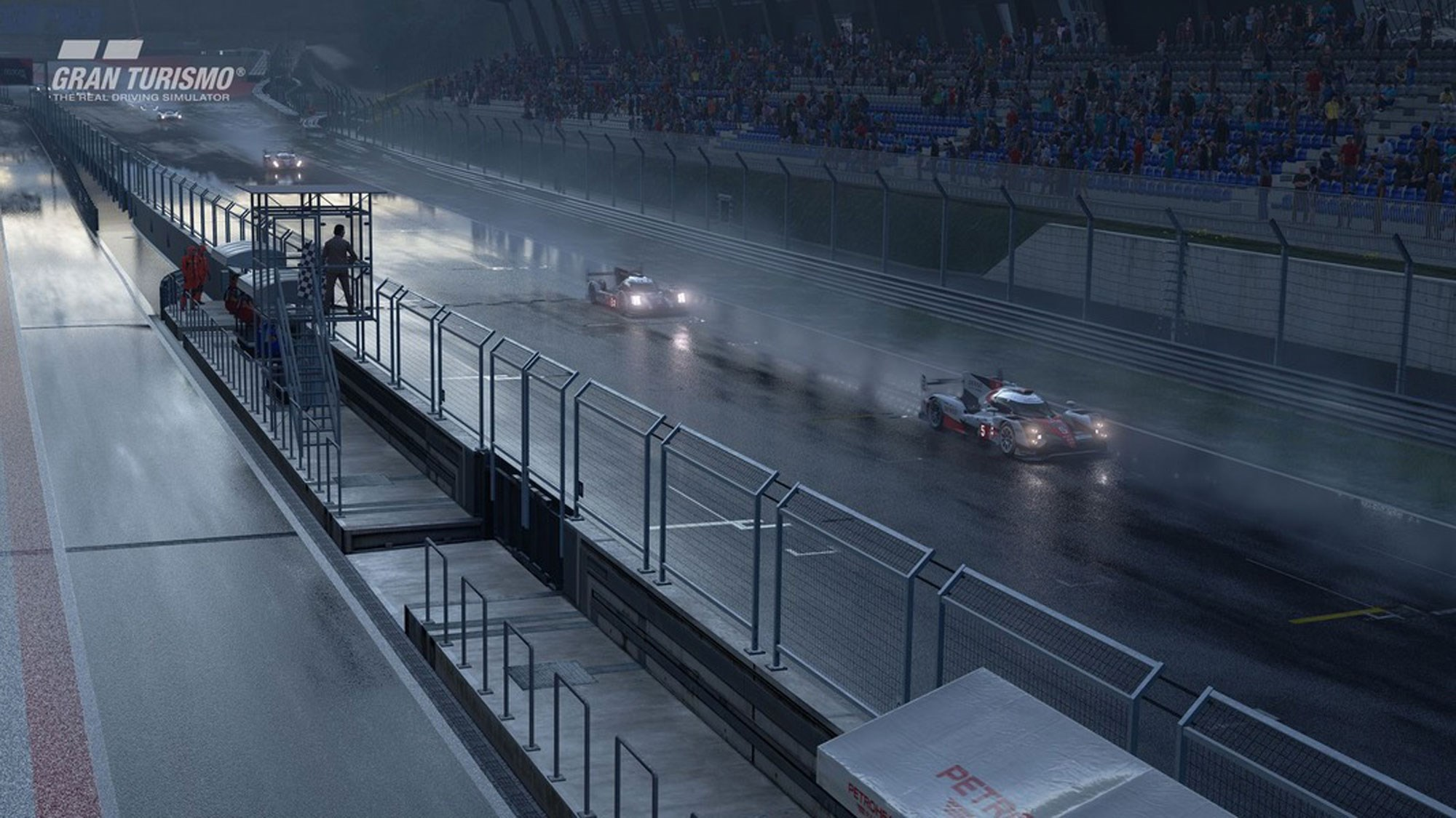 GT Sport: wet weather review | CAR Magazine