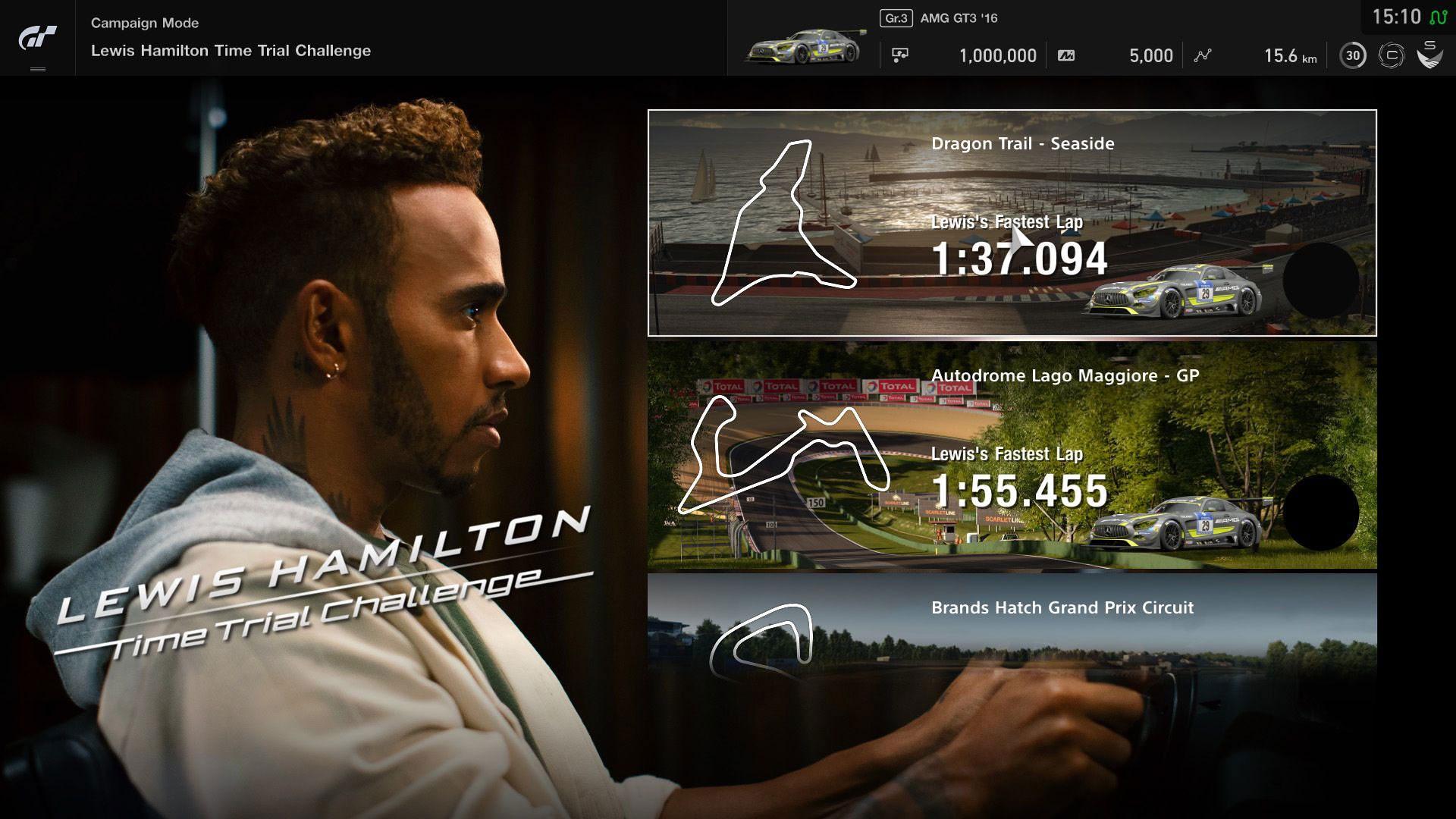 Gran Turismo Sport Track List >> Gt Sport New Lewis Hamilton Dlc Review Car Magazine