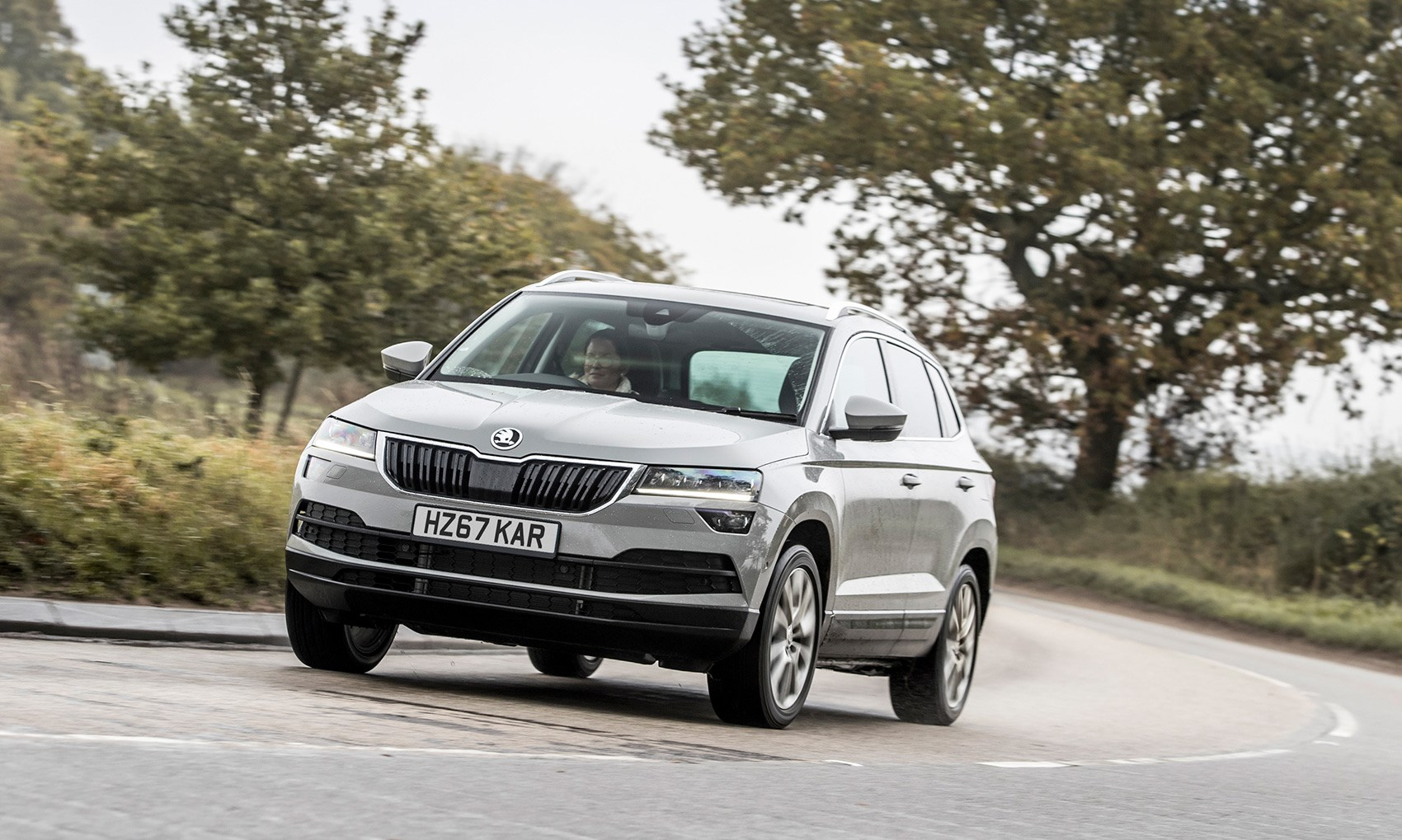 Hyundai Lease Deals >> Skoda Karoq (2017) review: honey, I shrunk the Kodiaq | CAR Magazine