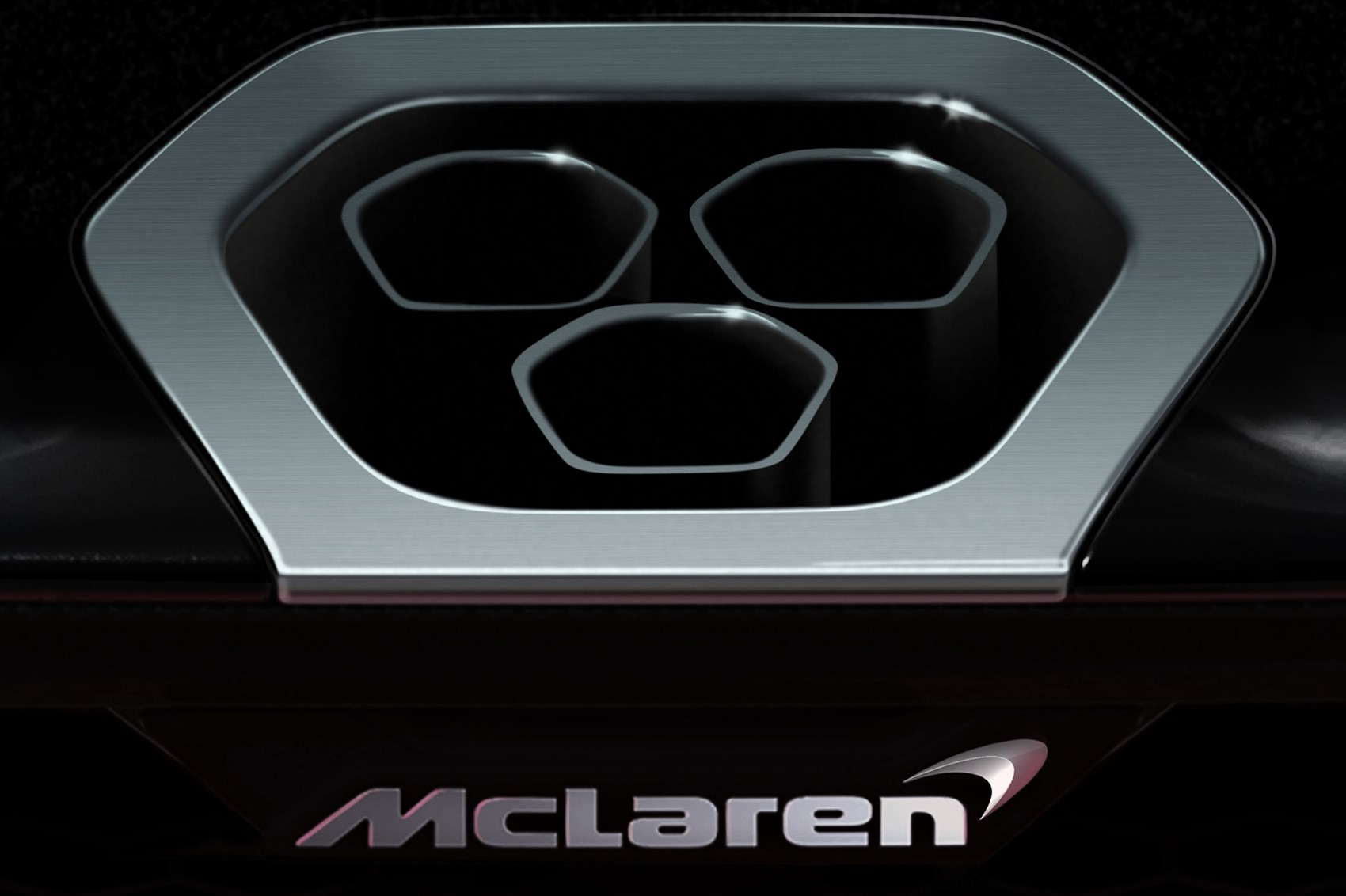 McLaren's new ultimate track vehicle will be here in the spring