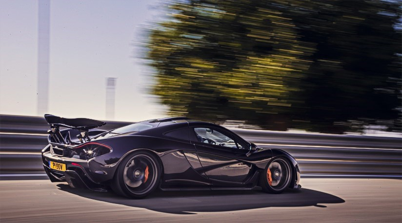 McLaren reveals another Ultimate Series project vehicle