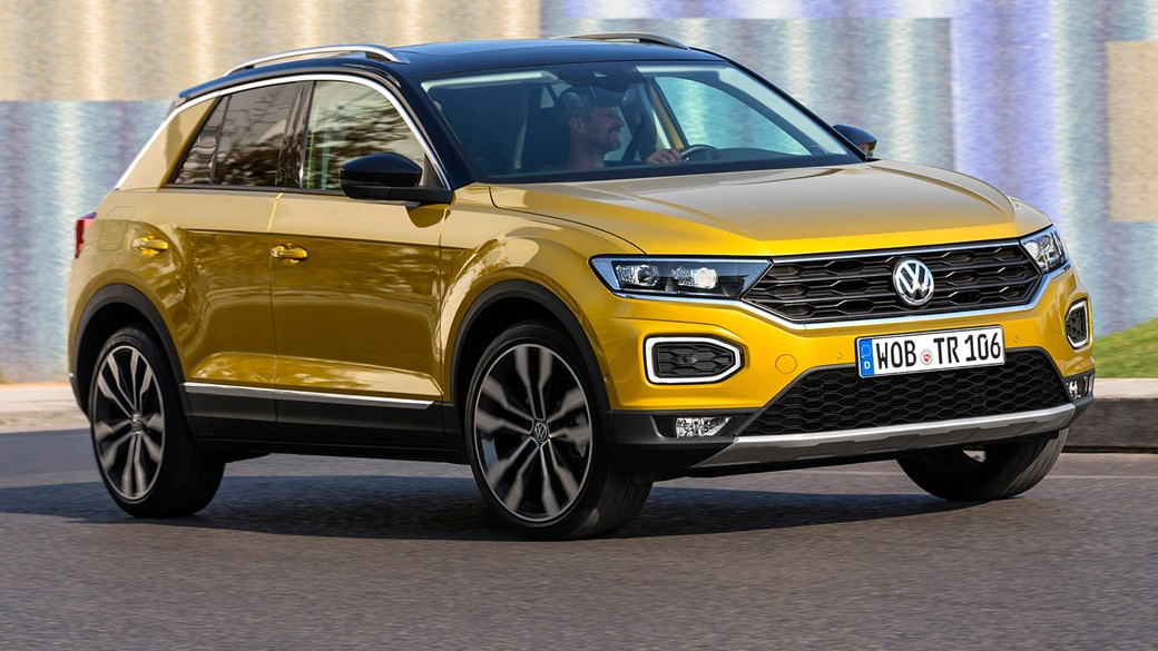 Vw T Roc Suv 2017 Review
