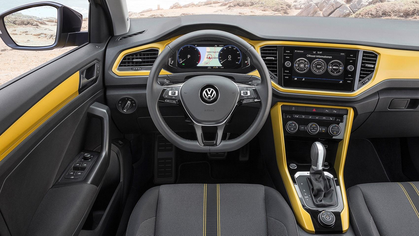 0 Down Lease Deals >> VW T-Roc SUV (2017) review | CAR Magazine