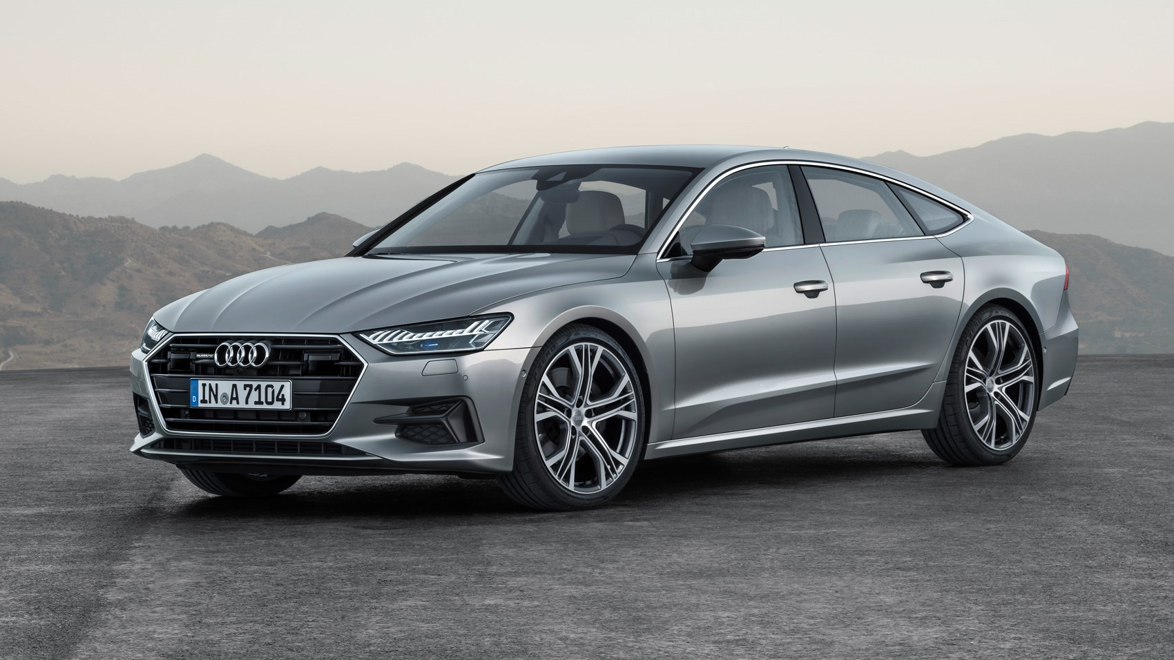 First Look 2018 Audi A7 The A8 S Sleek And Sporty New Sibling