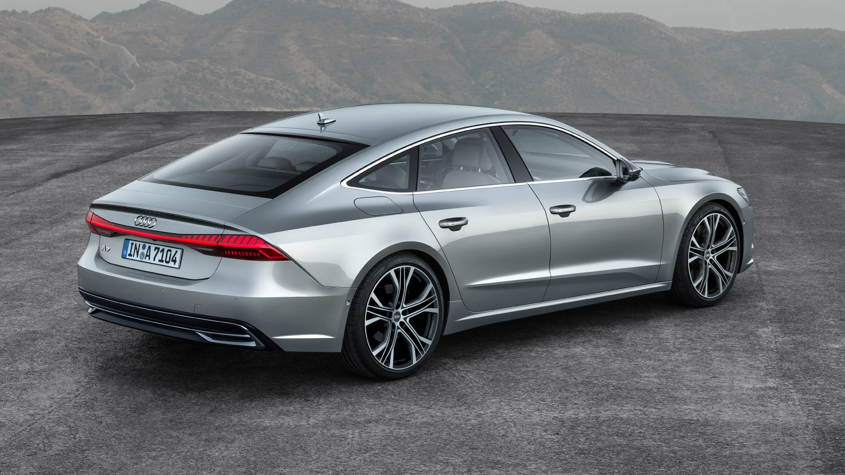 First Look 2018 Audi A7 The A8 S Sleek And Sporty New Sibling By