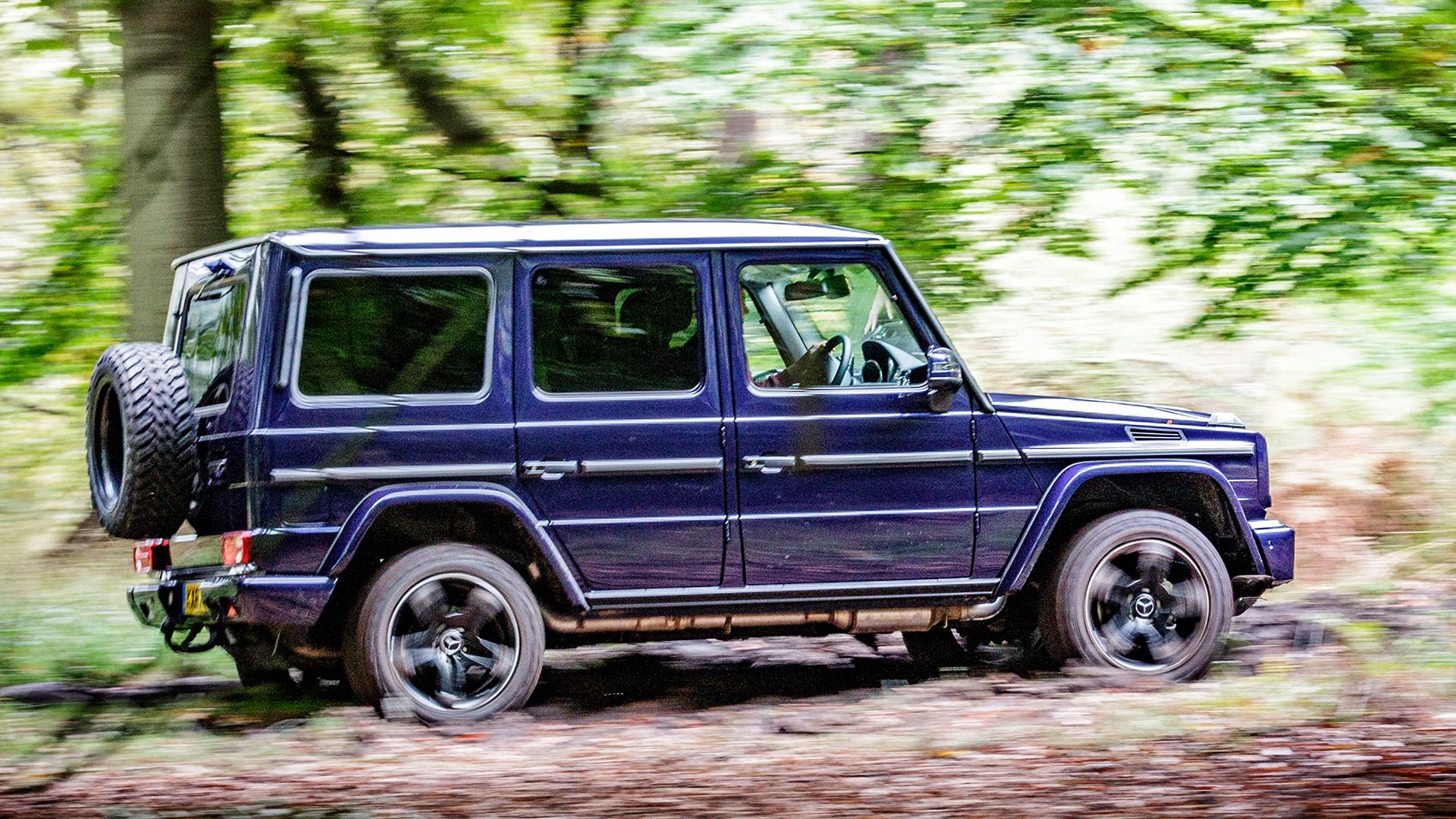 Mercedes benz g class 2017 review by car magazine for Mercedes benz g wagon 2012
