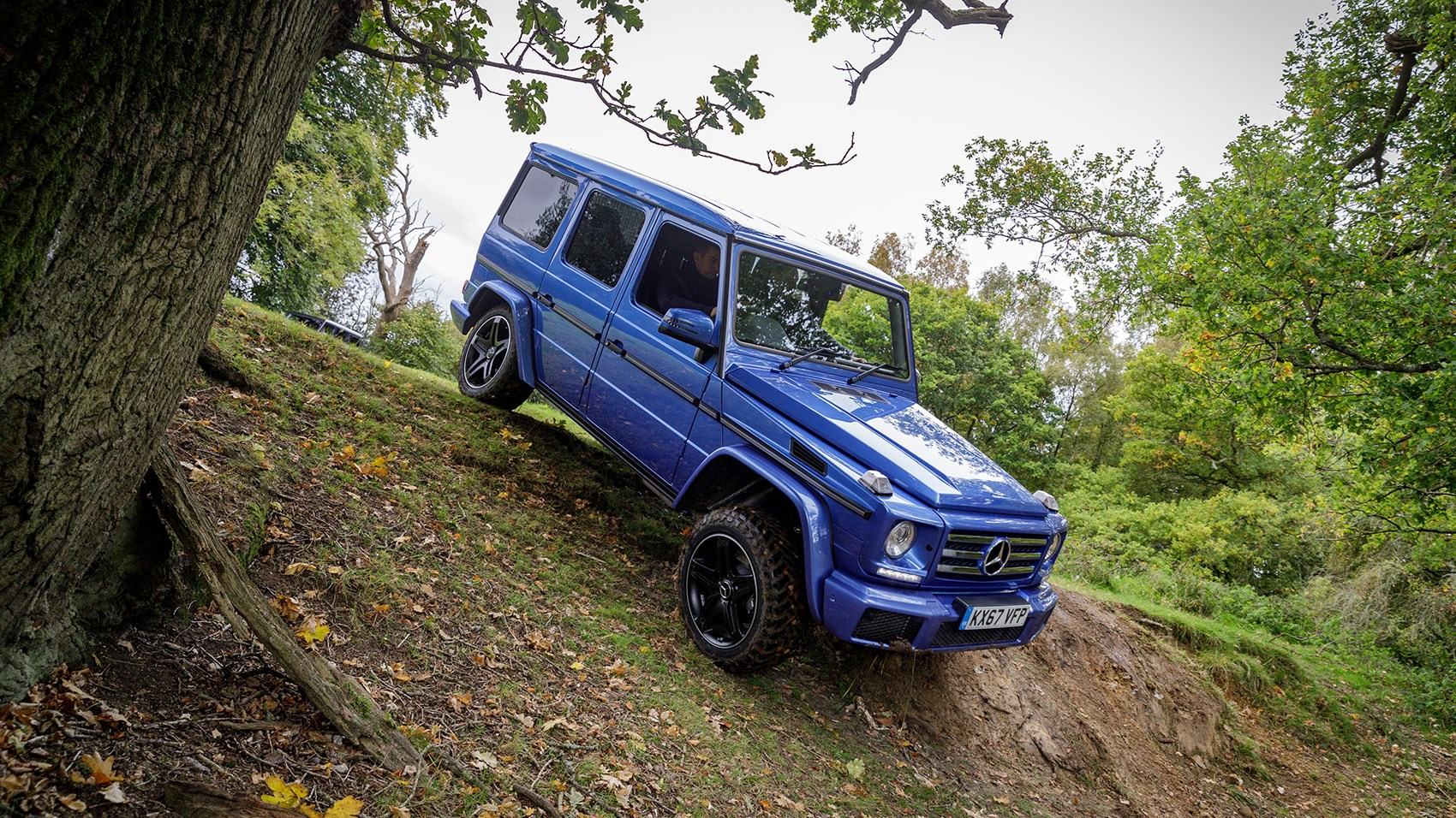 Mercedes-Benz G-class (2017) review | CAR Magazine