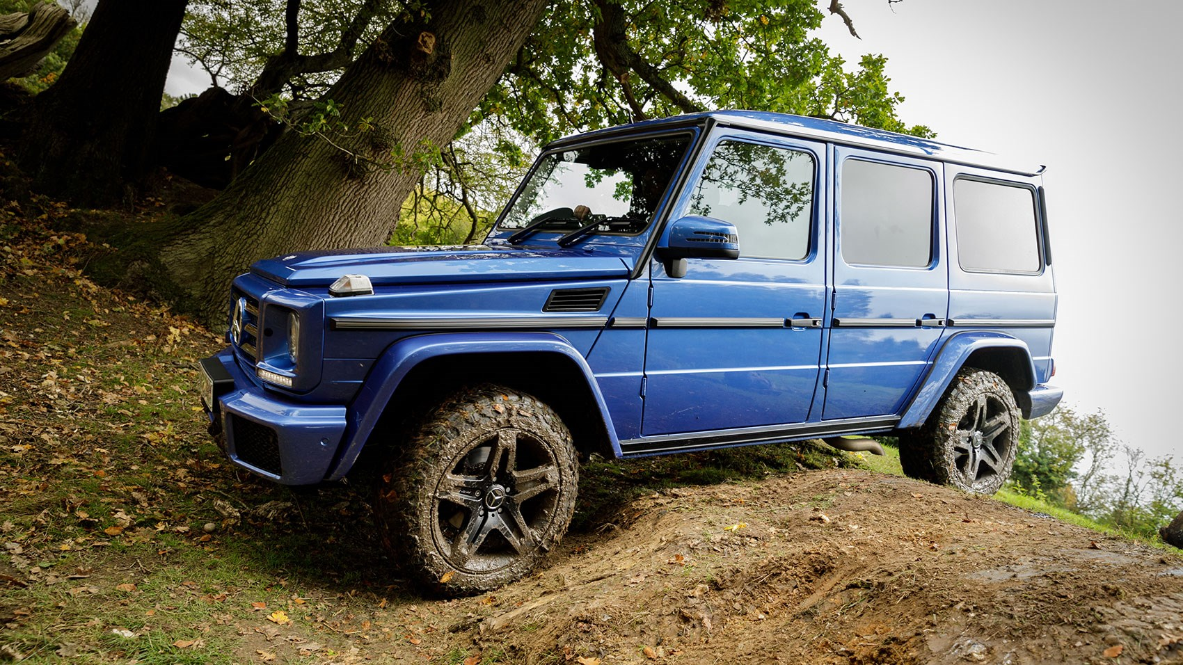 Mercedes Benz G Class 2017 Review By Car Magazine