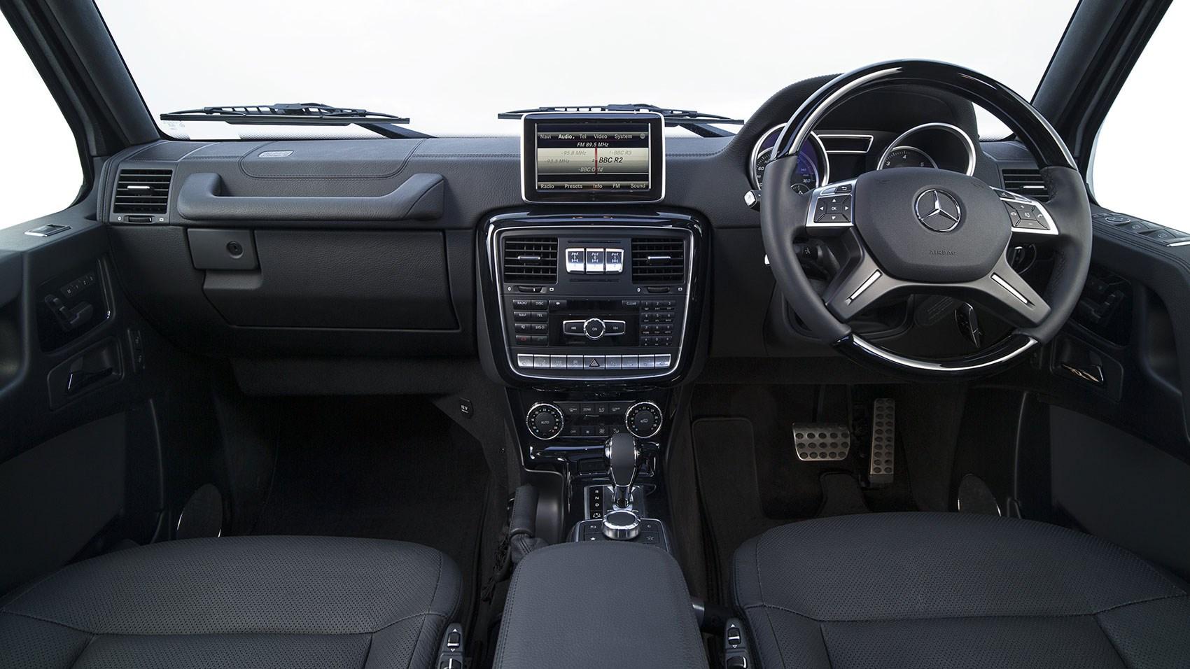 Mercedes-Benz G-class (2017) review | CAR Magazine