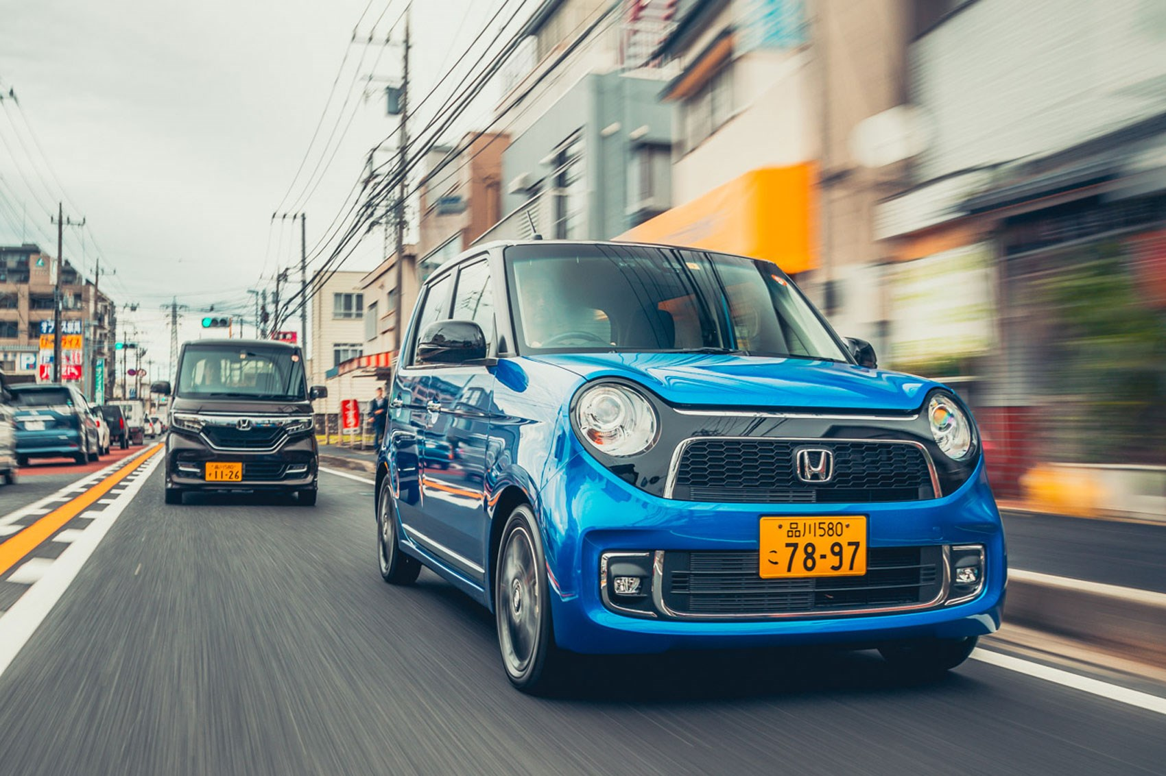 5 Things You Learn Driving A Honda N One Kei Car In Tokyo