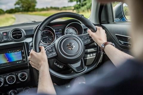 Swift LTT driving
