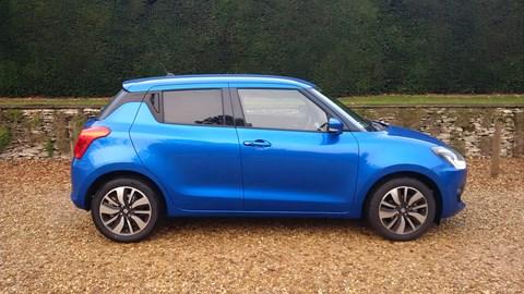 Suzuki Swift Boosterjet: our new daily driver