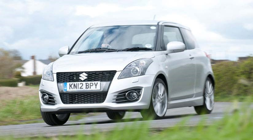 suzuki swift 1 0 boosterjet long term test review by car magazine. Black Bedroom Furniture Sets. Home Design Ideas