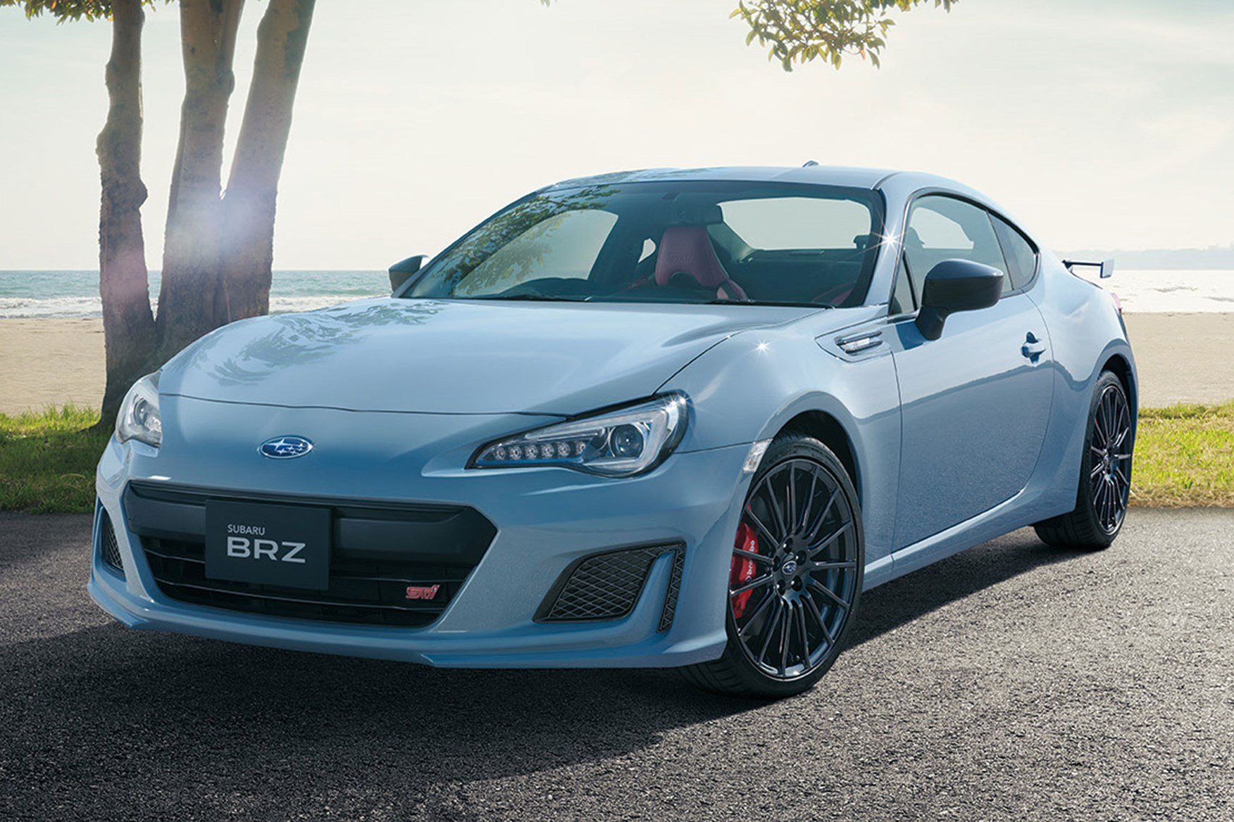 ... Subaru BRZ STI Sport Is A New Range Topper For The Sports Car Series In  Japan ...