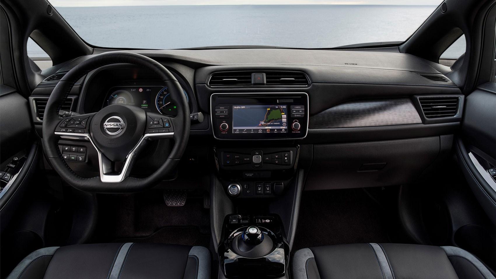 Nissan Leaf Lease >> Nissan Leaf (2018) review: v2.0 EV has wider appeal | CAR Magazine