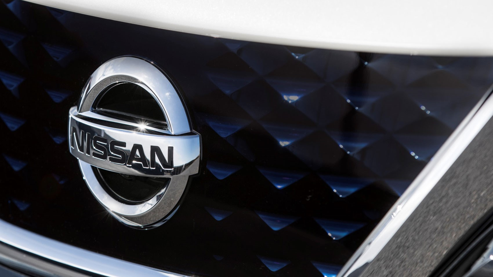 Badge Nissan Leaf