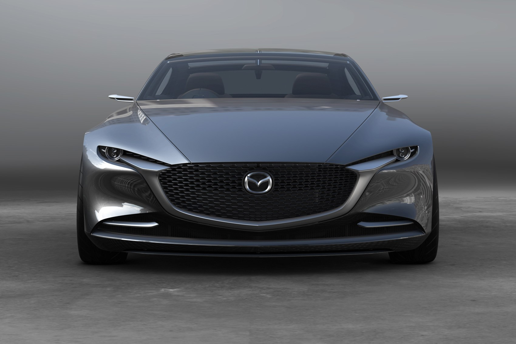 Mazda Vision Coupe graces 2018 Geneva show with its ...